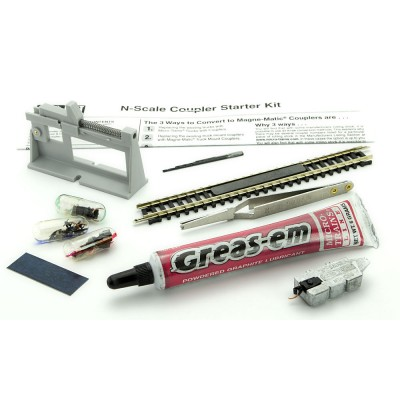 N Scale Coupler Starter Kit (1050)